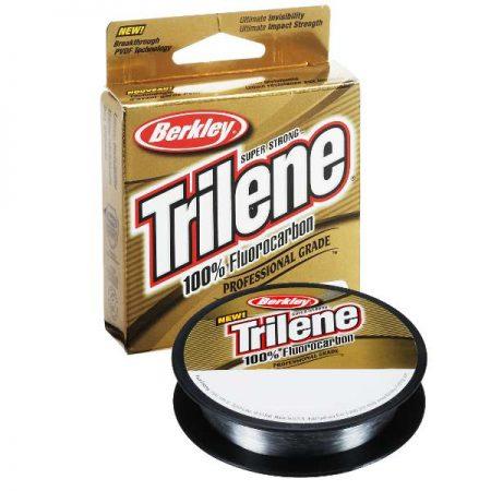 Berkley Trilene Fluorocarbon - 0.18mm - 50m - Clear