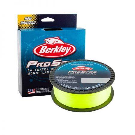 Berkley Pro Spec Salt Water - Nylon Vislijn - Yellow - 0.55mm - 1000m