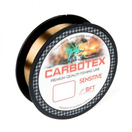 Carbotex Sensitive - Nylon Vislijn - 0.18mm - 300m